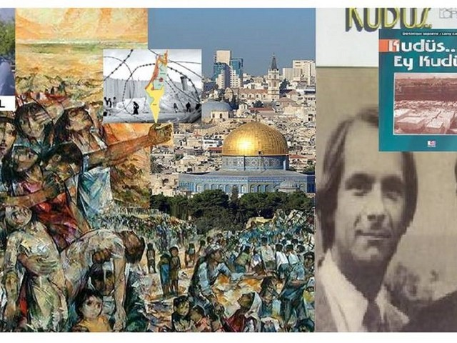 Filistin'in paylaşılmasında en fazla çabayı gösteren ABD'ydi