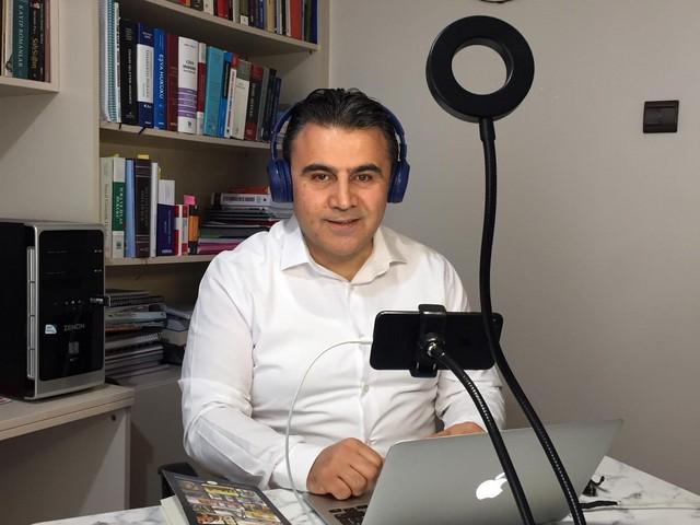 Gazeteci Mehmet Uluğtürkan'ın 'Faiz/kur çıkmazında üretim ve yatırım ne yaşıyor?'