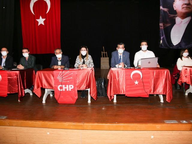 CHP ÇUKUROVA'DAN PLANLAMA TOPLANTISI
