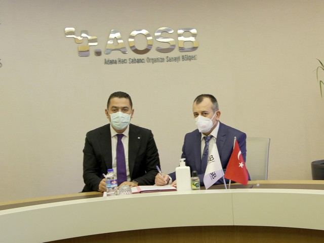 AOSB Bölge Müdürü Ersin Akpınar,