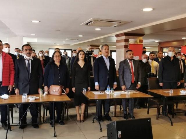 TÜRKİYE DEĞİŞİM PARTİSİ GENEL BAŞKANI MUSTAFA SARIGÜL Burdur İktidara Hazırlık Merkezini açtı