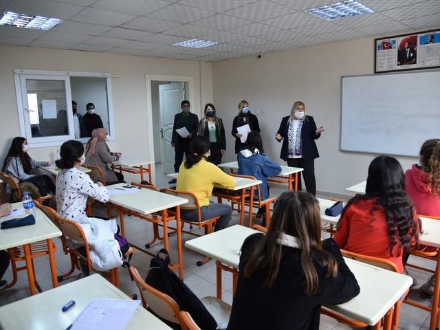 Öğrencilere Ziyaret