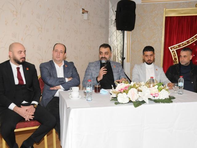 Hakan Malgaf TDP'nin Adana ve Türkiye için çok farklı değişimler getireceklerini ve siyaset yapmayıp hizmet yapacaklarını ifade etti