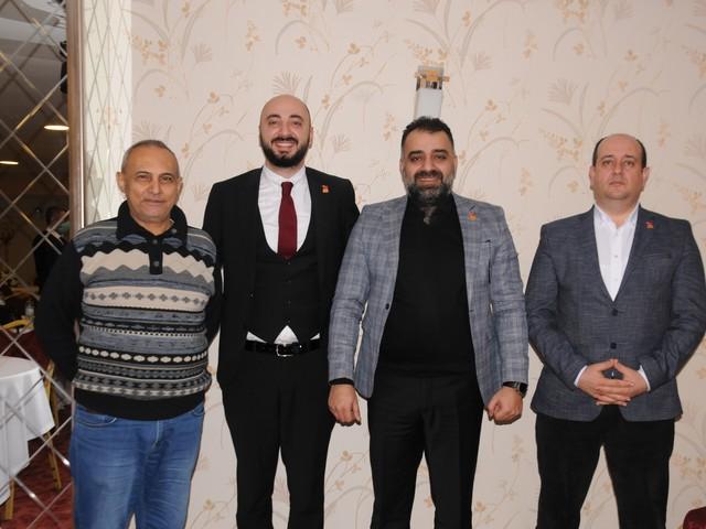 Adana' da ki yönetimimizin büyük bir bölümünü bütün ilçelerimizde teşkilatlanarak oluşturduk