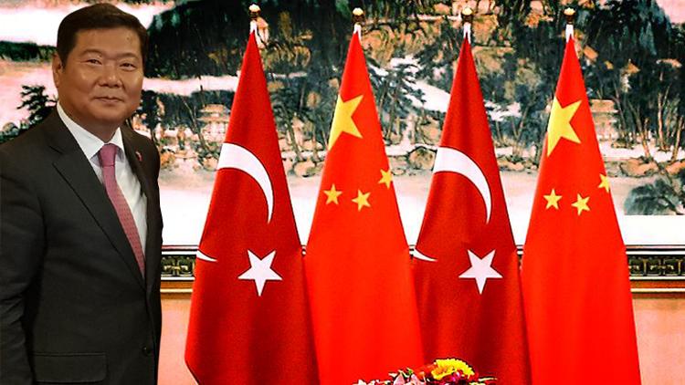 Türkiye ve Çin arasındaki ilişkilerde çok büyük bir ilerleme kaydedildi