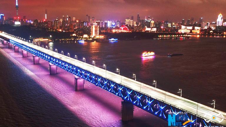 Wuhan Yangtze Köprüsü
