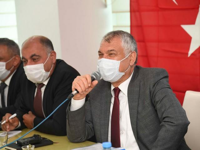 Adana Büyükşehir Belediyesi olarak Yumurtalık'a önemli hizmetler yaptıklarını veyapmaya devam edeceklerini belirten Başkan Zeydan Karalar