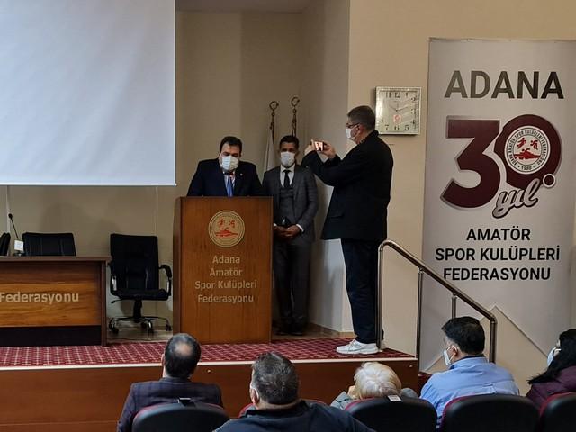 ASKF Ali Gülleri Spor Merkezinde düzenlenen açılış töreni