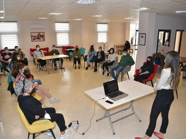Çukurova Belediyesi'nde Sınav Desteği