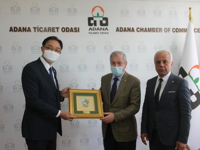 Kore Cumhuriyeti Ankara Büyükelçisi Won Ik Lee