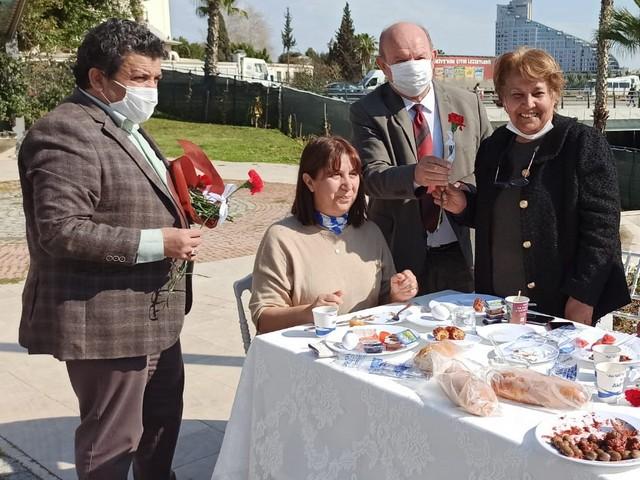 Yüreğir Belediye Başkanı M.Fatih Kocaispir'