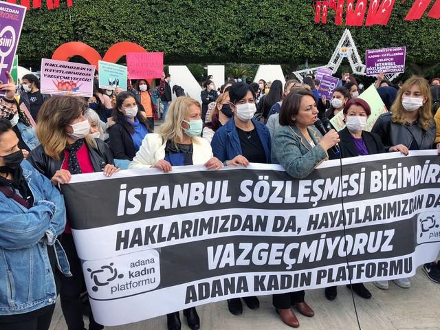 """""""Kadınların yaşam hakkını elinden alacak bu kararı tanımıyoruz"""""""