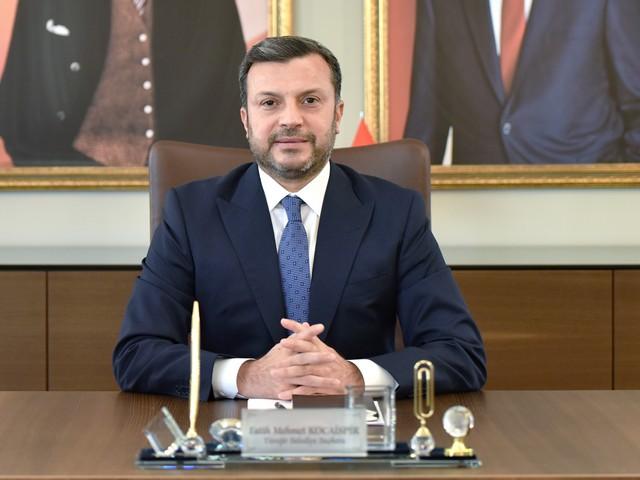 """Yüreğir Belediye Başkanı Fatih Mehmet Kocaispir, """"Belediyecilik sadece yol yapmak, bina yapmak değildir."""