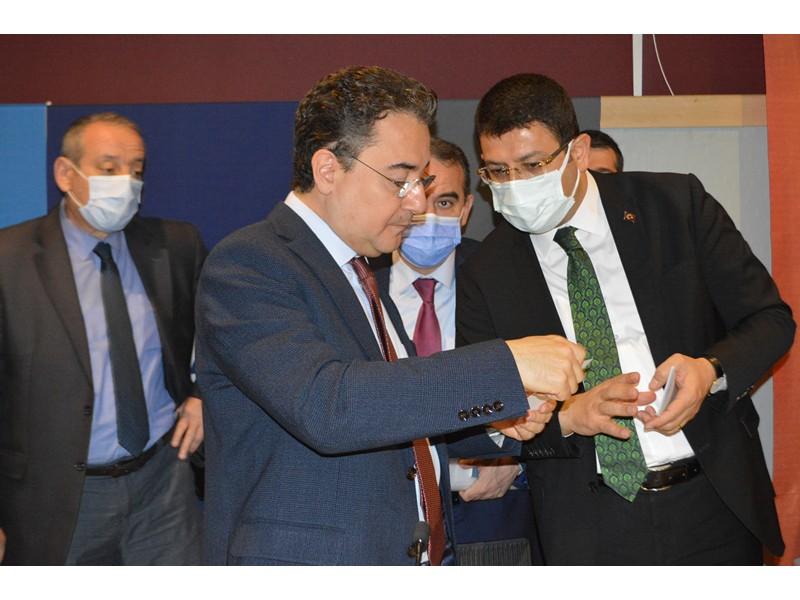 Babacan ''DEVA Partisi'nin en önemli temeli Özgürlük