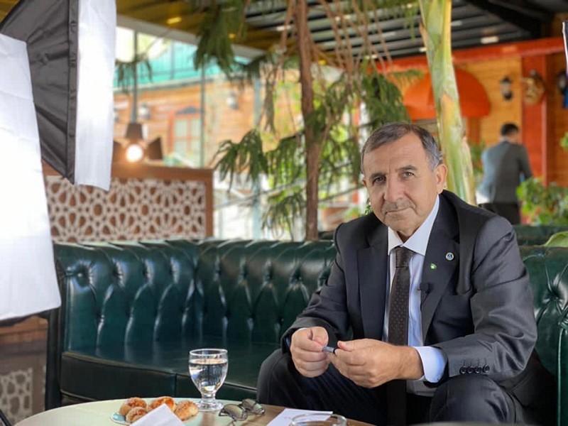 Merkez Parti Genel Başkanı Prof. Dr. Abdurrahim Karslı,