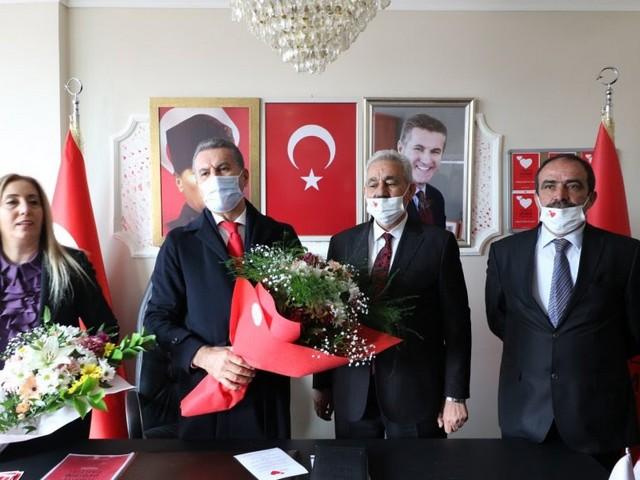 TDP Türkiye Ağını Tamamlıyor