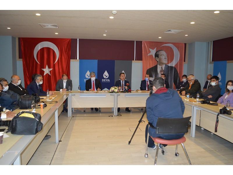 Yerel ve Ulusal Basın Toplantısı