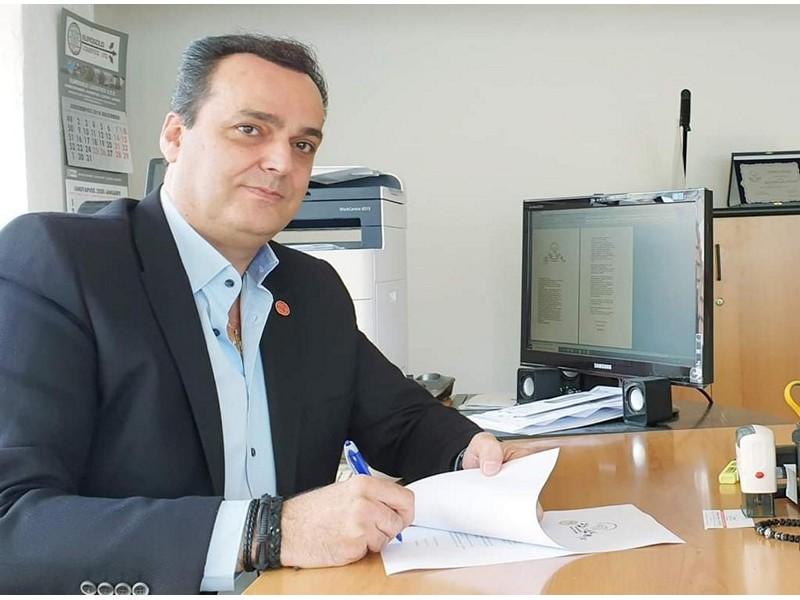 Yunan Gastronomi Aşçılar Kulübü Başkanı Digas Stylianos arasında bir protokol imzalandı.