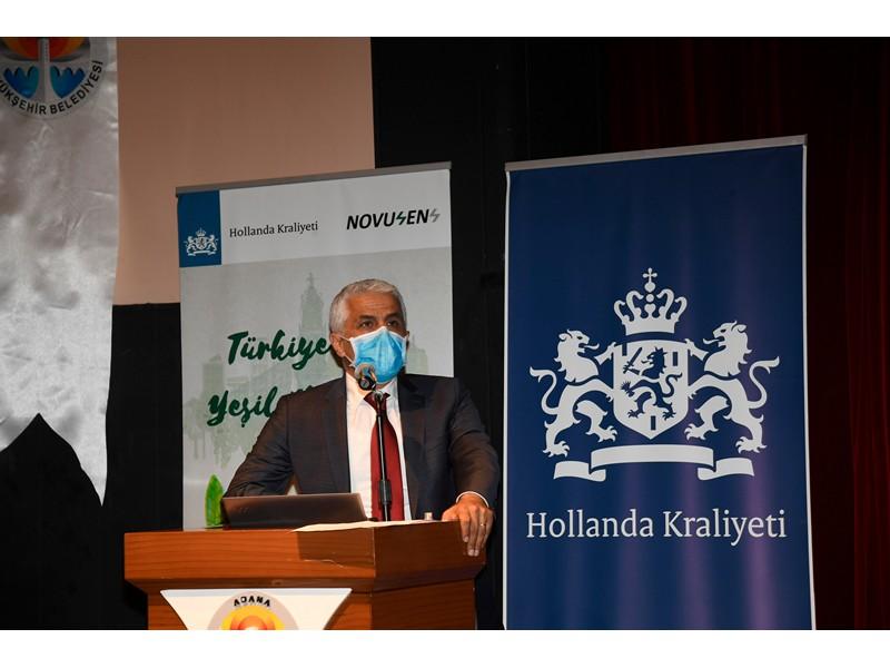 Hollanda ile Adana, dünyayı temiz tutmak ve gelecek nesillere yaşanabilir bir dünya bırakmak için işbirliği yapıyor.