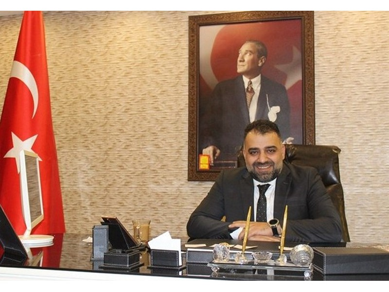 Türkiye Değişim Partisi Adana İl Başkanı Hakan Malgaf,