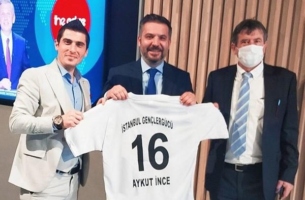İstanbul Gençlergücü Spor Kulübü Genç Başkanı Özgür Subaşı