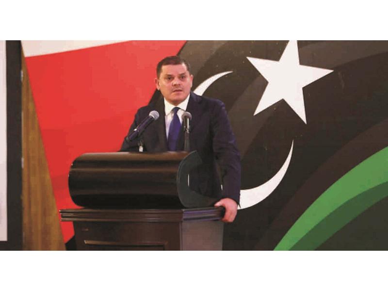 Libya Milli Birlik Hükümeti Başbakanı Abdülhamid Dibeybe'nin Ülkemizi Ziyaretine İlişkin Basın Açıklaması