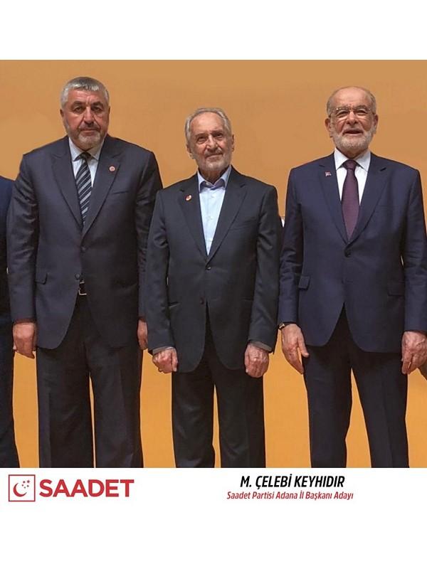 Saadet Partimiz yarım asırlık tecrübesi, köklü geleneği, temel esasları ile Türkiye siyasetinde müstesna yeri vardır.