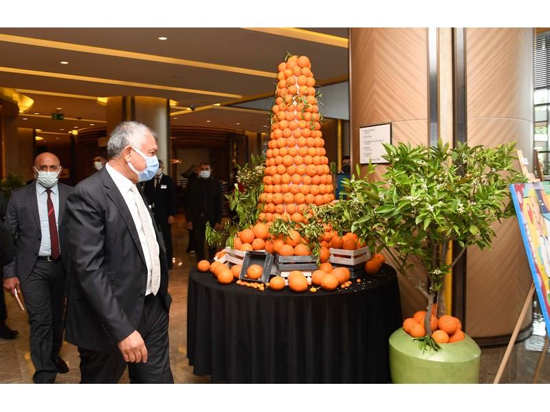 """Zeydan Karalar, """"Portakal çiçeği kokusunu bütün dünyayla paylaşabilmeyi çok isterdik."""""""