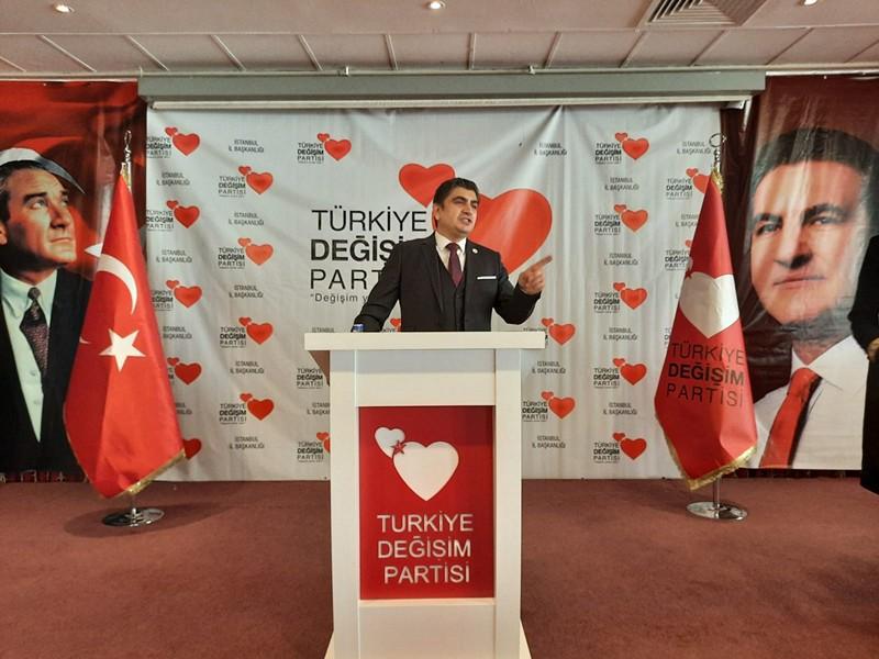 TDP: Türkiye Değişim Partisi Genel Başkan Yardımcısı Akgün, HDP'li Yöneticilerin Bildirisine sessiz kalmadı
