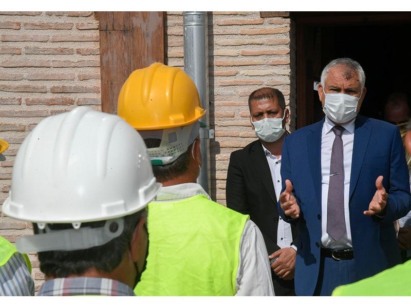 Zeydan Karalar, Tepebağ'daki derin tarihi, Adana'nın turizm gücüne kazandırmaya kararlı