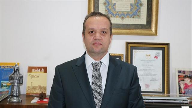 BİK Anadolu Gazete Sahipleri Temsilcisi Mustafa Arslan