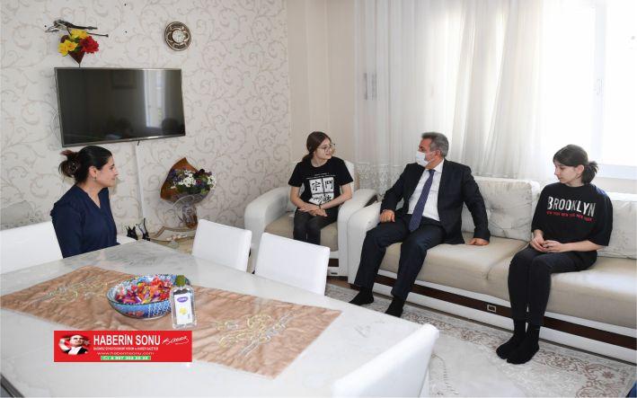 Elban Öğrencilerin bayram kutlaması