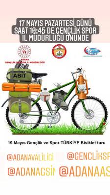 19 Mayıs Atatürk'ü Anma, Gençlik ve Spor Bayramı kapsamında