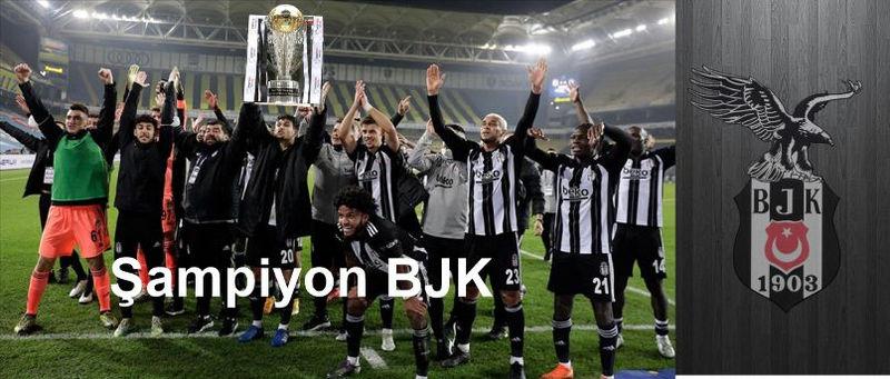 Şampiyon BJK