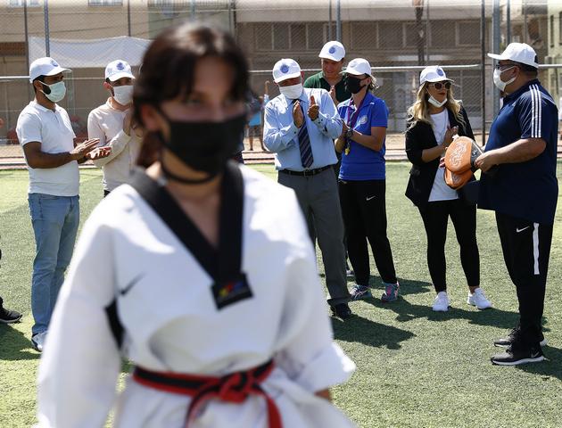 NAKDİ YARDIM CANSUYU OLDU Çukurova Teakwan-Do Spor Kulübü olarak öncelikli hedeflerinin,Türk sporuna ahlaklı ve başarılı sporcular yetiştirmek