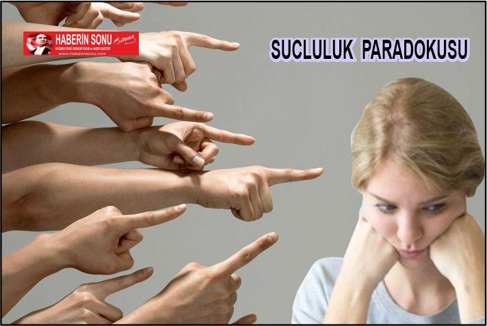 SUÇLULUK PARADOKSU