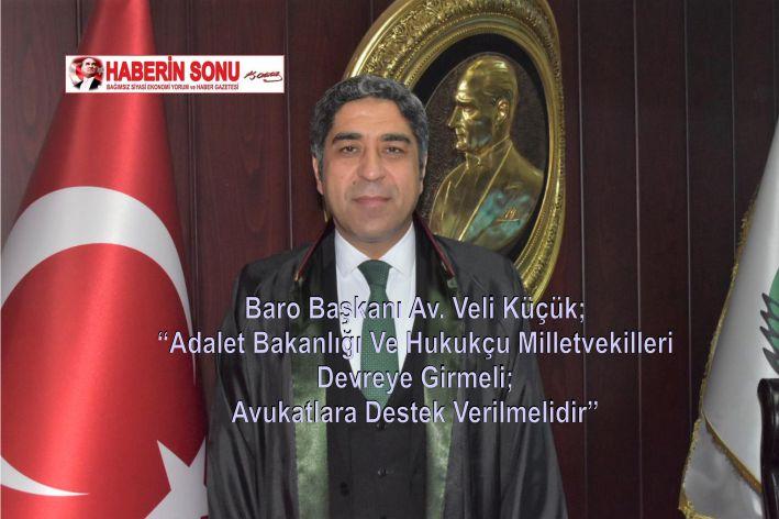 Adalet Bakanlığı Ve Hukukçu Milletvekilleri
