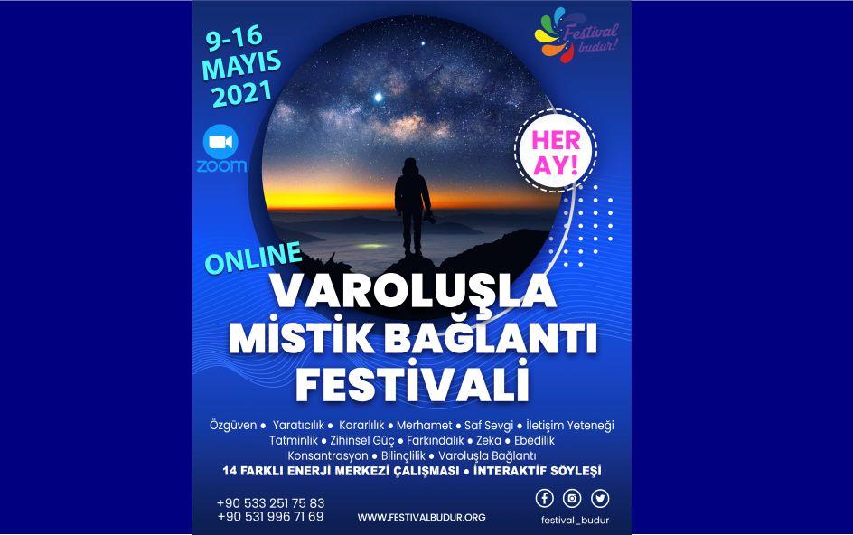 Covıd-19'a Karşı Varoluşla Mistik Bağlantı Festivali 9-16 Mayıs 2021