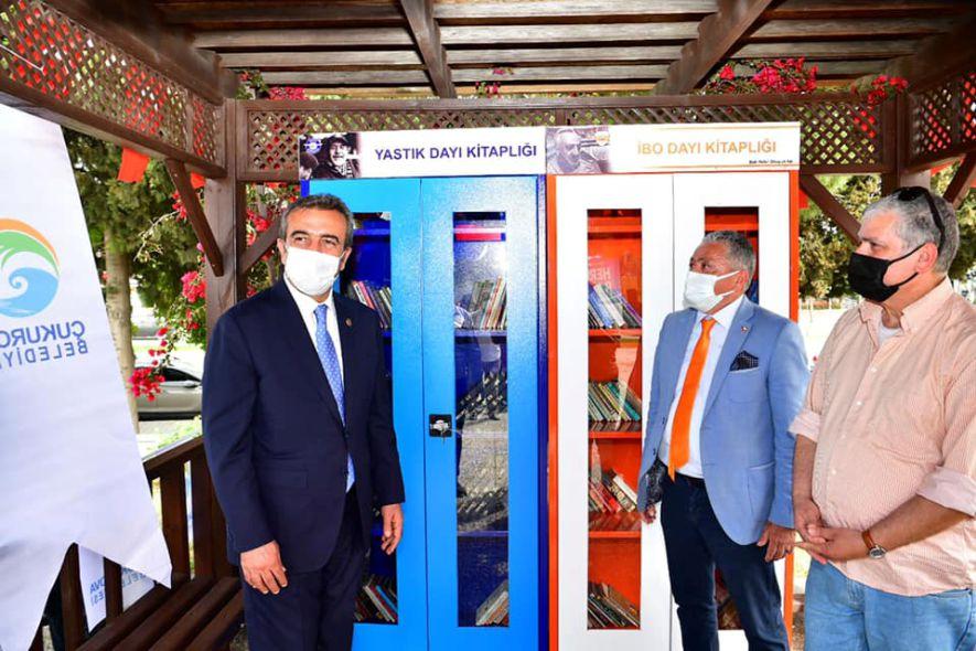 Soner Çetin ''Adana Demirspor ile Adanaspor'un bu kentin kardeş kulüpleri olduğunu vurguladı. ''