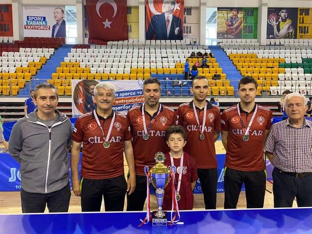 Adana Masa Tenisi İhtisas Namağlup Süper Lig'e Çıktı