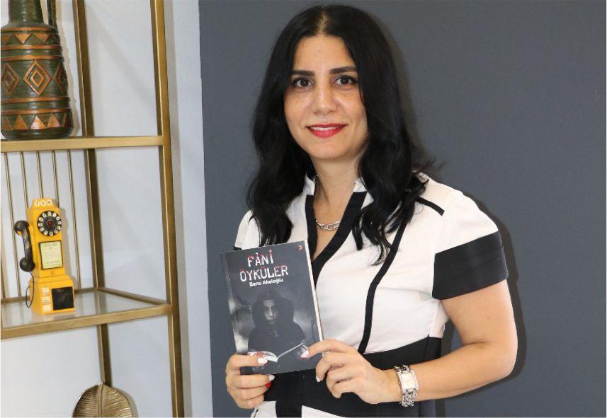 Yazar Banu Akeloğlu'