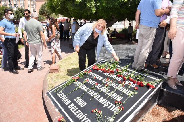 """""""Deprem Şehitlerimizi Rahmetle Anıyoruz"""
