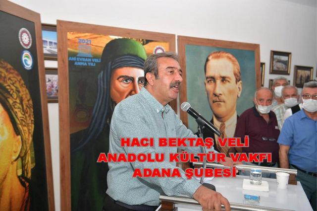 Hacı Bektaş Veli Anadolu Kültür Vakfı Adana Şubesi
