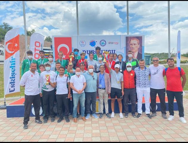 Adanalı TOHM&SEM Sporcalrı Türkiye Şampiyonu