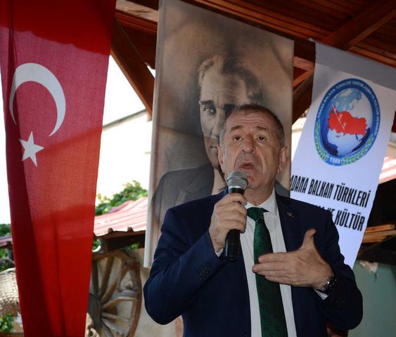 Prof. Dr. Özdağ ve Koncuk, Ayyıldız Hareketi'ni Adana'dan başlattı
