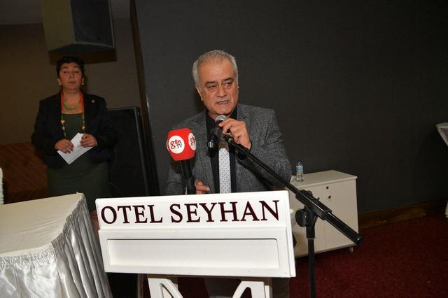 Kuvâ-yi Milliye ruhunu yeniden alevlendirmek adına Seyhan Otelinde toplantı düzenledi.