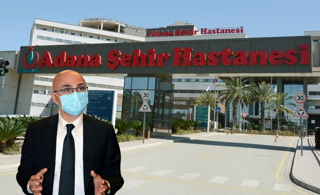 Şehir Hastanesi Uzm Dr Selahattin Menteş