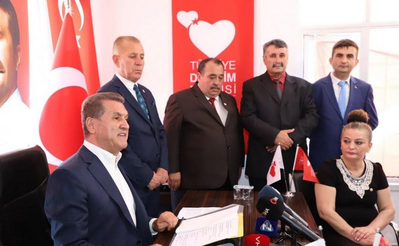 TDP Gn Başkanı Sarıgül, Zonguldak İktidara Hazırlık Merkezi