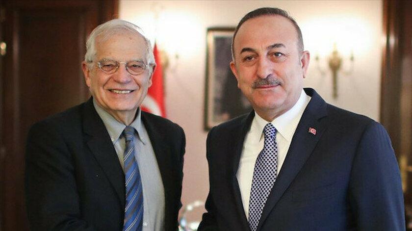 Borrell, Türkiye'de düzenlenen GDAÜ Zirvesi ve Antalya Diplomasi Forumu'na katıldı.