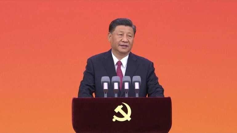 Çin Komünist Partisi kuruluşunun 100.Yıl Dönümü